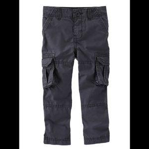 NWT Toddler Boys Osh Kosh Cargo Pants - Sz 3T